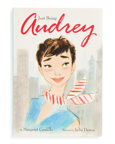 Just Being Audrey Kids Book