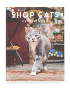 Shop Cats Of New York Book
