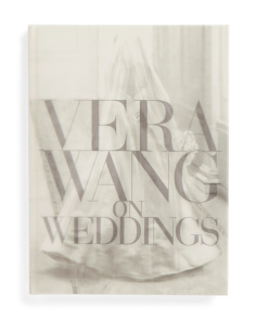 Vera Wang On Wedding Coffee Table Book