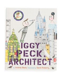 Iggy Peck Architect Childrens Book
