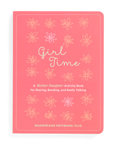 Girl Time: Mother Daughter Activity Book