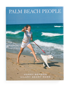 Palm Beach People Book