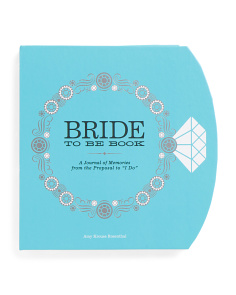 The Bride To Be Book