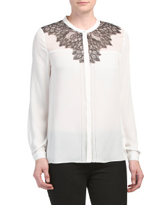 Marion Silk Blouse