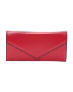 Leather Audrey Nina Crossbody