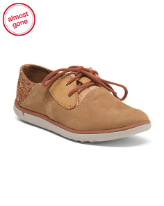 Comfort Lightweight Lace Up Shoes