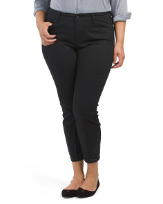 Plus Amira Fitted Jeans