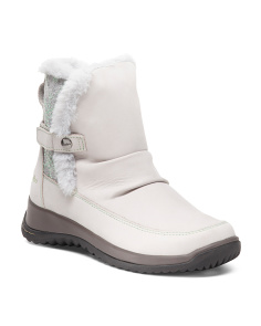 Sycamore Leather Cold Weather Boots
