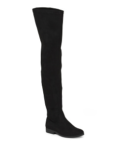 Thigh High Stretch Boots