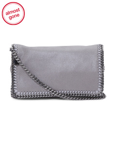 Made In Italy Chain Clutch
