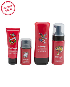 4pc Skin Essential Tin Kit
