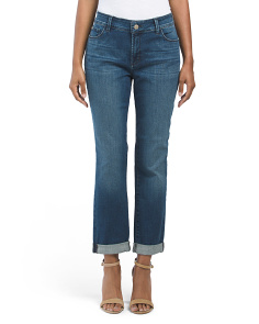 Jessica Relaxed Boyfriend Jeans