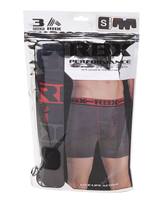 3pk Performance Boxer Briefs
