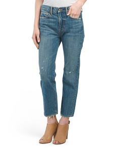 Made In USA Heritage Union Slouch Jeans