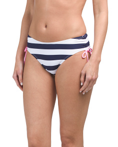 Side Tie Swim Bottom