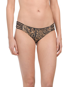 Made In Colombia Crystalline Swim Bottom