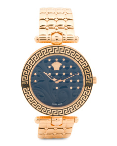 Women's Swiss Made Vanitas Watch