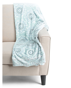Ravell Plush Throw