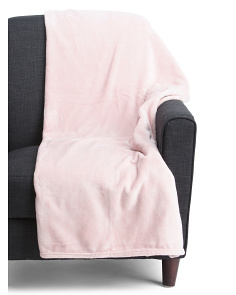 Oversized Super Plush Throw