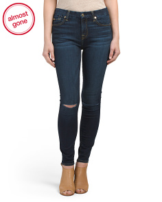 Made In USA The Ankle Skinny Jeans