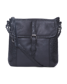 Khrom Leather Crossbody