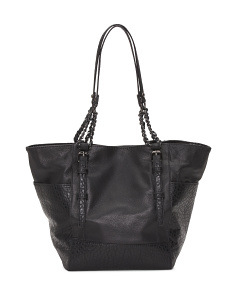Khrom Leather Tote