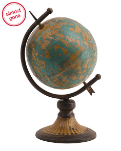 Fashion World Globe