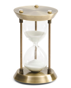 Traditional Sand Timer
