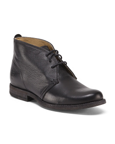 Leather Phillip Chukka Boots