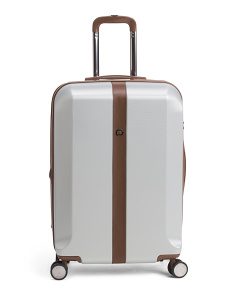 25in Clermont Spinner Trolley Suitcase