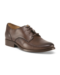 Melissa Leather Oxfords