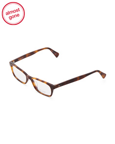 Men's Made In Italy Woodley Optical Glasses