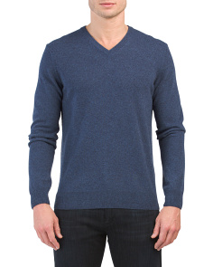 Made In Italy Cashmere Sweater