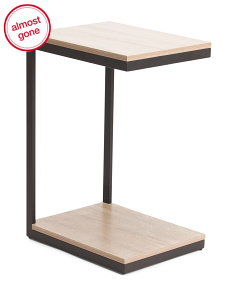 C Frame End Table