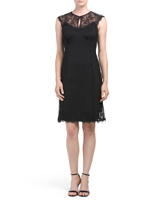 Made In USA Empress Sheath Dress