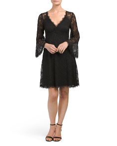 Made In USA Lace Ming Dress