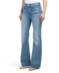 Made In USA Wide Flare Jeans