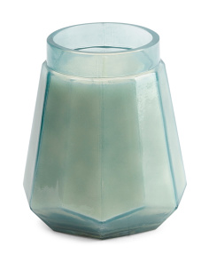 Jarred Candle With Lid