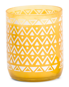 Scented Tribal Candle