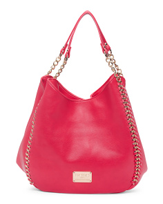 Colette Triple Entry Satchel