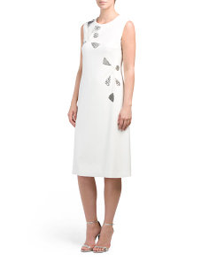 Dsivine Sleeveless Sheath Dress