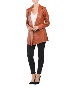 Lamma Leather Jacket