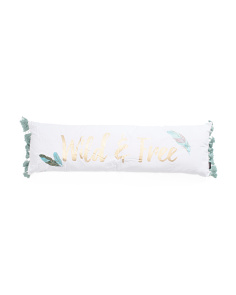 16x54 Wild And Free Pillow