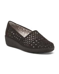 Kimmie Slip On Wedges