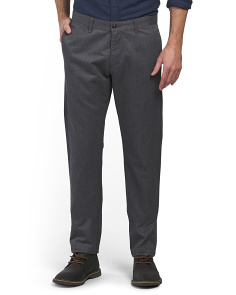 Modern Stretch Slim Tapered Pants