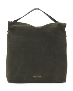 Elois Leather Hobo