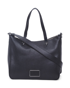 Ligero Ninja Leather Tote