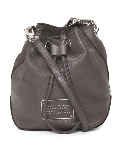 New Too Hot To Handle Leather Bag