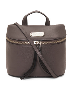 Leather Canteen Bag