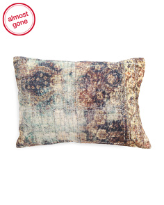 Made In India 14x20 Printed Pillow